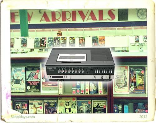 80s Video Shops