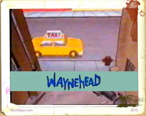 WayneHead Animation