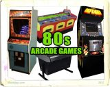 Arcade in the 80s