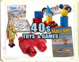 Toys in the 40s