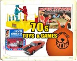 Toys in the 70s