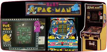 Midway gave us Pac mania