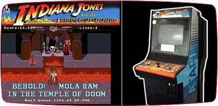 Indiana Jones and the Temple of Doom: Old Memories