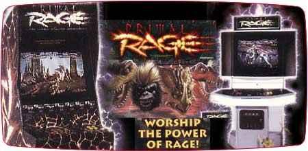 Primal Rage : Old Memories