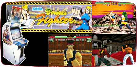 Virtua Fighter series