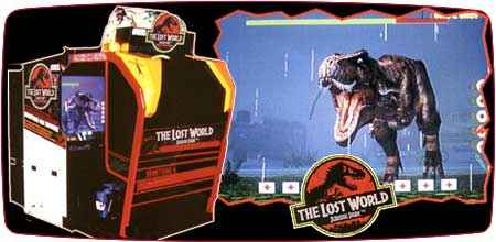 The Lost World: Jurassic Park : Old Memories