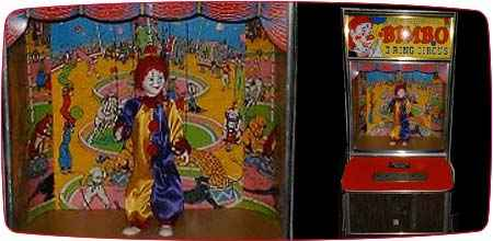 Peppy the Clown