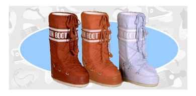 Moon Boots Old Memories