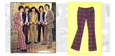 Plaid pants: Old Memories