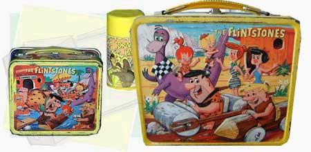 The Flintstones Lunch Box