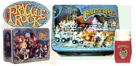 Fraggle Rock : Lunch Box