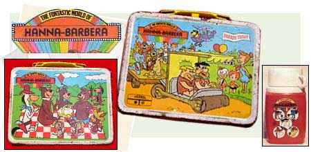 The Funtastic World of Hanna-Barbera Lunch Box