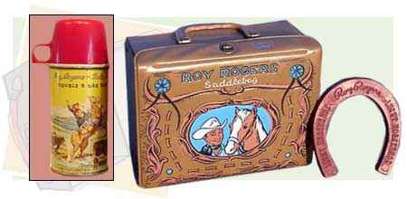 Roy Rogers Saddlebag