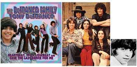 The DeFranco Family Featuring Tony DeFranco - Heartbeat It's A Lovebeat