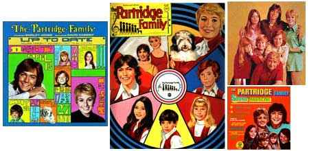 Partridge family vintage toys share your