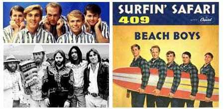 The Beach Boys Old Memories