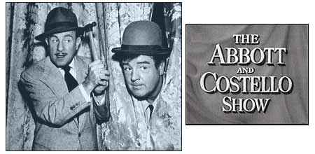The Abbott and Costello Show: Old Memories