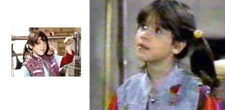 Cherie Johnson, barnestjernen kaster klærne i Playboy! thumbnail