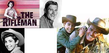 Image result for TV SHOW - THE RIFLEMAN