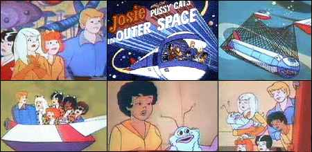 Josie and the Pussycats in Outer Space