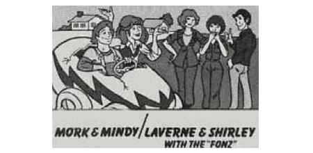 The Mork & Mindy / Laverne and Shirley / Fonz Hour