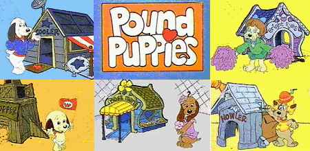 Pound Puppies on Pound Puppies  Old Memories