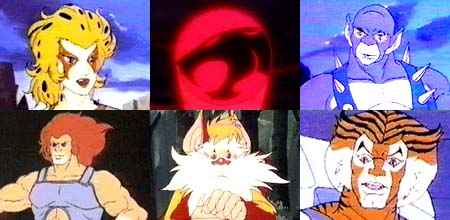 Thundercats Toys on Thundercats  Old Memories