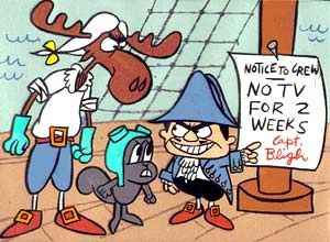 The Bullwinkle Show