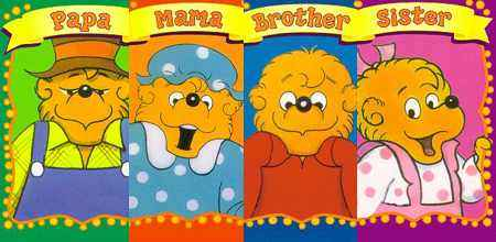 The Berenstain Bears in the Giant Bat Cave   VHSCollector.com ...