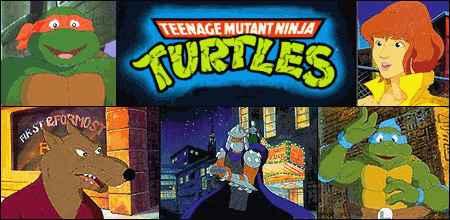 Wojownicze ¿ó³wie Ninja / Kolekcja (1987-2016) PL.1080p.WEB-DL.H.264.DVDRip.TVRip-Bizanc-BTV-eend /  Dubbing , Lektor PL *dla EXSite.pl*