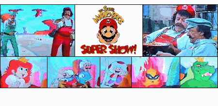 The Super Mario Bros Super Show Old Memories