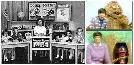The Original Romper Room http://www.skooldays.com/categories/saturday/sa1334.htm