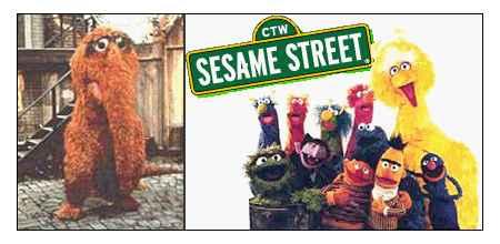 Sesame Street Old Memories