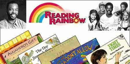 Reading Rainbow Books Reading Rainbow