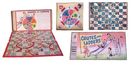 shoots and ladders