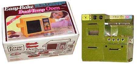 Easy Bake Oven Retro