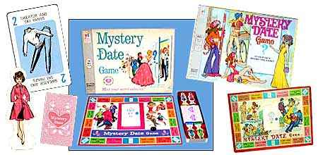 dating board game 70s