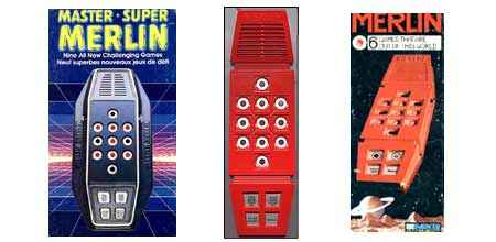 merlin retro 1970 S Toys synopsis of toy