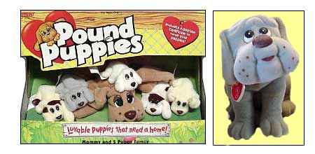 Pound Puppies on Pound Puppies   Retro