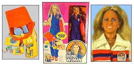 Bionic Woman Original Bionic Woman