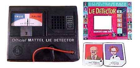 Lie Detector Retro