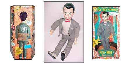Talking Pee-Wee